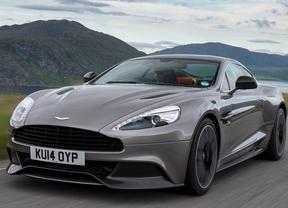 Aston Martin Vanquish y Volante, sin comentarios