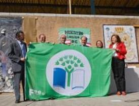 Bandera verde para 7 colegios de Pozuelo de Alarcón