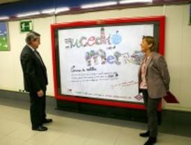 Metro organiza un concurso de relatos para los más pequeños