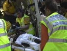 Tres fallecidos en accidente este sábado en las carreteras de Madrid
