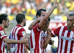El Atlético aparta la Supercopa en la visita del Rayo al Calderón