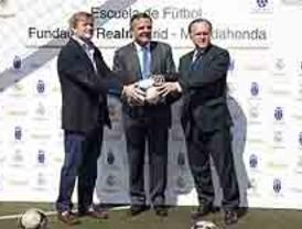 El Real Madrid crea una escuela de fútbol en Majadahonda