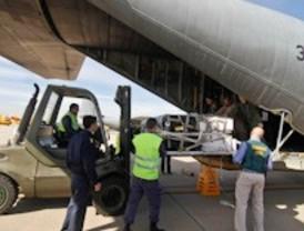 El tesoro de la fragata 'Nuestra Señora de las Mercedes' ya descansa en España