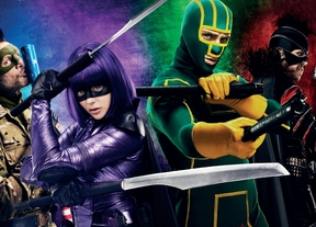 Kick-Ass y Hit Girl regresan a los cines