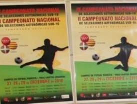Tres Cantos recibe a las promesas del fútbol Sub-16 y 18