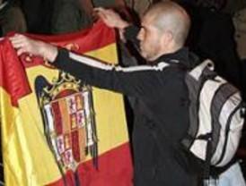 La manifestación ultraderechista de Pinto se salda sin incidentes
