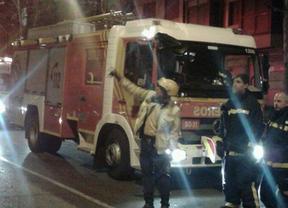 Fallece una mujer de 87 años tras incendiarse su dormitorio