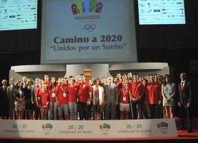 La candidatura de Madrid 2020 supera ya los 45.000 voluntarios