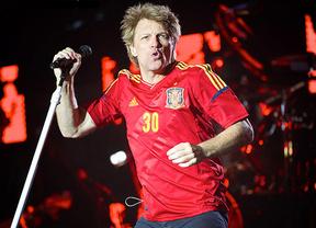 Bon Jovi sube Madrid a su cadillac