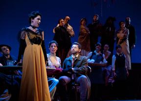 'La Boheme' inunda de ópera el Teatro Reina Victoria
