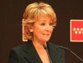 El PSOE denunciará a Aguirre si continúa