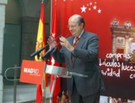 Madrid se promocionará por España estas navidades