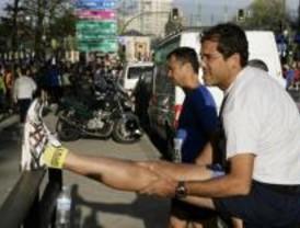 El Ayuntamiento desaconseja hacer deporte este viernes por la entrada de aire africano