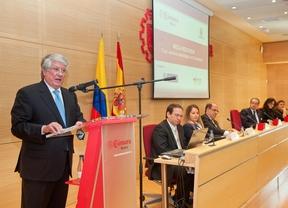 Inauguración de la mesa redonda en colaboración con la Embajada de Colombia en España y Proexport Colombia