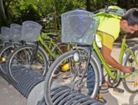 Conozca Alcalá en bicicleta
