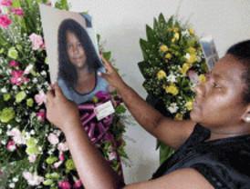 Piden justicia por la menor asesinada en Vallecas