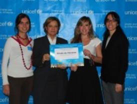 UNICEF premia al Ayuntamiento de Alcalá por su programa de participación infantil