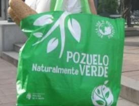 Pozuelo regala bolsas reutilizables a los vecinos