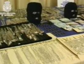 Detenidos seis colombianos que asaltaban a joyeros