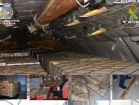 Arrestos en Madrid por su relación con una carga de dos toneladas de cocaína