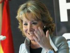 Aguirre no ve normal que Cobo repita en la lista electoral del PP