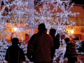 Las luces de Navidad iluminan Valdemoro