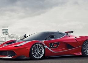 Ferrari FXX K, un juguete para millonarios