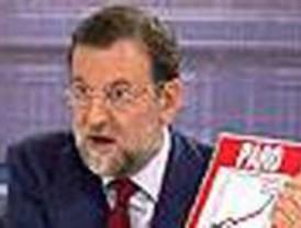 Rajoy se considera ganador del 'cara a cara'