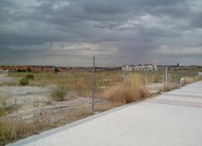 Parcela donde se construirá el colegio