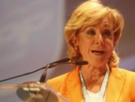 Aguirre cuestiona la financiación autonómica