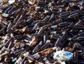 Los madrileños reciclaron un 25% más de vidrio en 2007