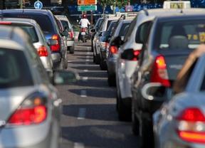 Madrid recauda 169,3 millones de euros anuales con el Impuesto de Vehículos de Tracción Mecánica