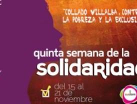 Collado Villalba celebra la V Semana de la Solidaridad