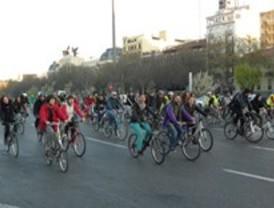 Los ciclistas se citan en el Madrid histórico este sábado