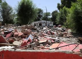 Muere Shakira, la niña que fue desahuciada del poblado Puerta de Hierro