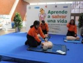 8.000 personas han aprendido técnicas de reanimación con Samur-Protección Civil