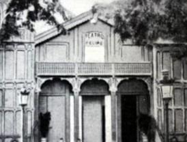El teatro Felipe y Correos
