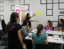 Éxito femenino en el Startup Weekend