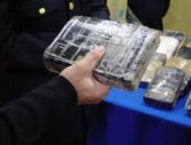 Intervienen trece kilos de cocaína que iban a ser enviados a Irlanda desde Madrid