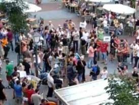'Chueca se mueve' revoluciona la plaza