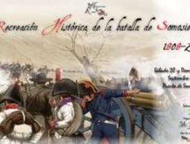 Más de 500 personas recrearán la Batalla de Somosierra