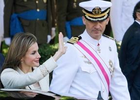 Los nuevos Reyes preparan una recepción con 1.500 invitados en el Palacio Real
