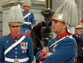 Los cambios de guardia del Palacio Real se abren al turismo