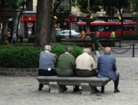 La pensión media de jubilación en Madrid es la tercera más elevada de toda España