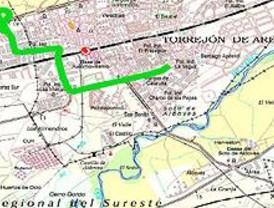 Torrejón de Ardoz quiere un cambio del trayecto del Metrobús