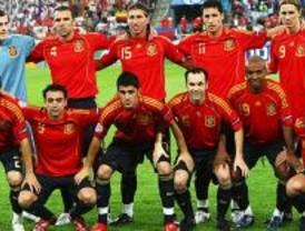 La selección española será premiada en la Gala del Fútbol de Madrid