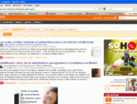 Madridiario se cuela en el 'top five' de Menéame