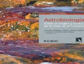 Un libro colectivo sobre la astrobiología, sus implicaciones y sus desafíos