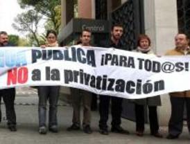 Los empleados del Canal recrudecerán sus protestas por la privatización