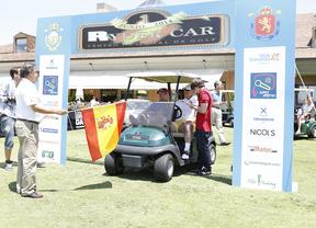 La RYDER CAR se convierte en el acontecimiento golfistico del año